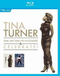 Cover Tina Turner - One Last Time Live in Concert / Celebrate! - The Best Of [DVD]